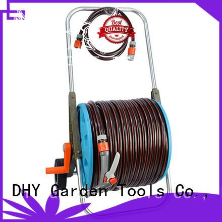 Eagle adjustable hose pipe reel for gardener