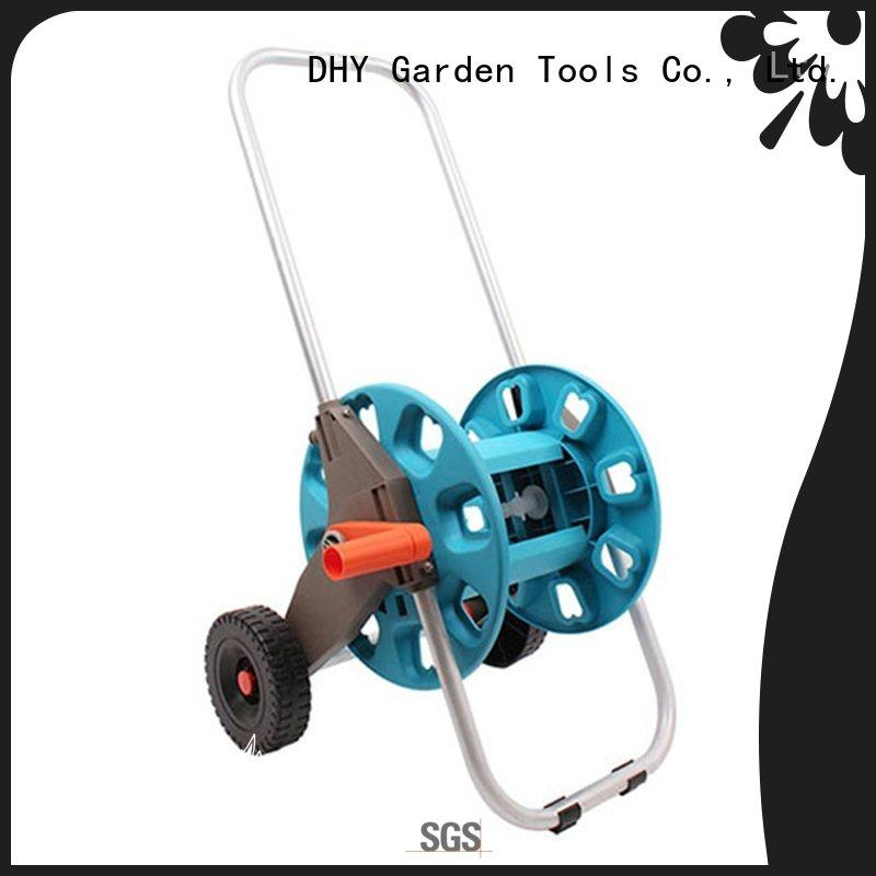reliable water hose reel cart merer factory for car