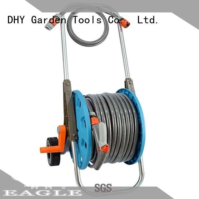 Eagle lightweight 50m hose reel set supplier for authorized reseller