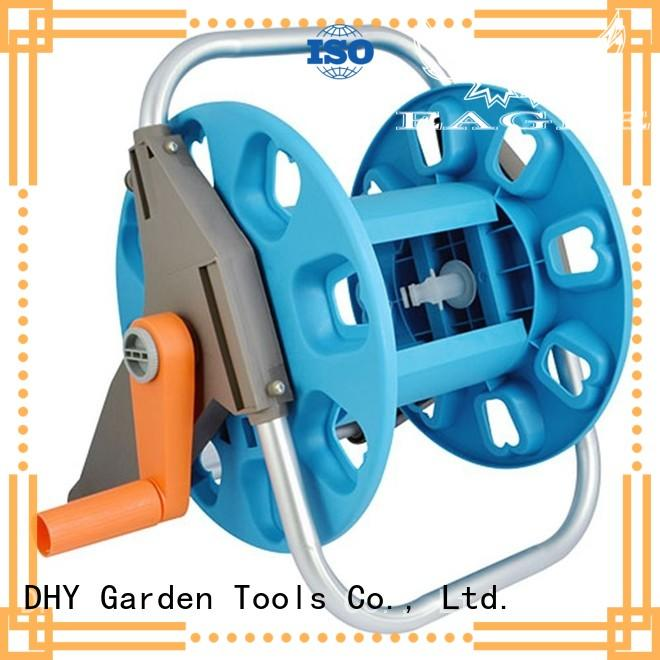 reliable rolling water hose cart hangerpp supplier for garden