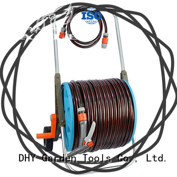 Eagle adjustable 80m hose reel set for car wash